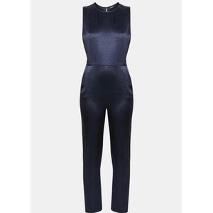 Theory Remaline Double Sateen Jumpsuit
